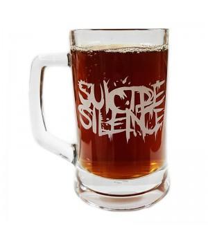 "Пивная кружка ""Suicide Silence"""