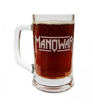 """Пивная кружка """"Manowar"""""""