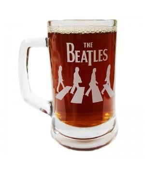 """Пивная кружка """"The Beatles"""""""