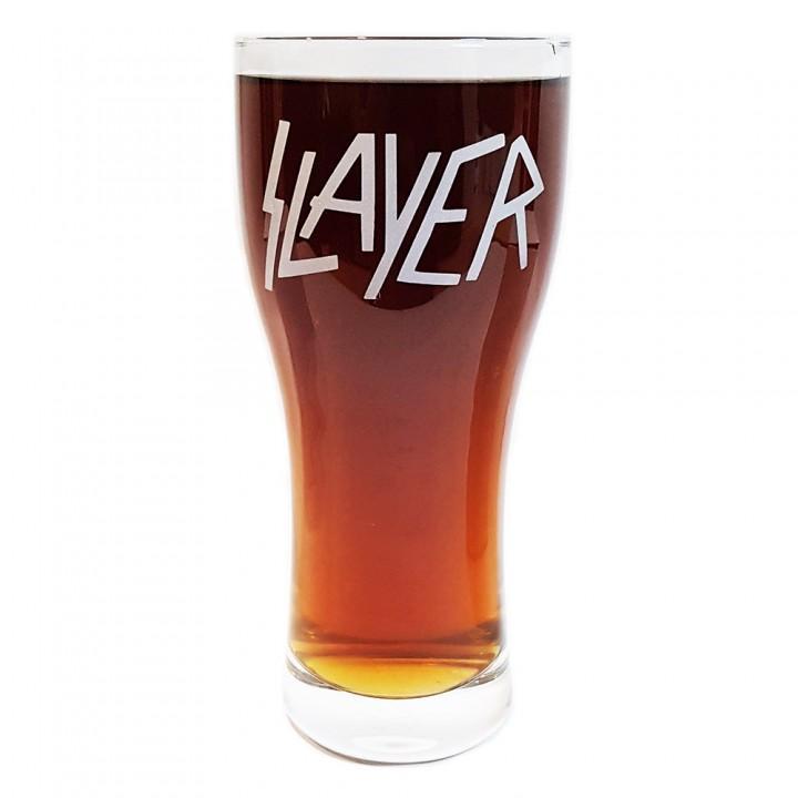 """Бокал пивной """"Slayer"""" (15133)"""