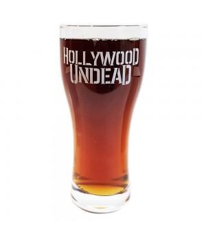 """Бокал пивной """"Hollywood Undead"""""""