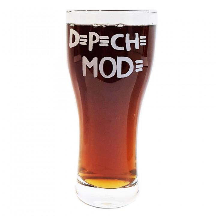 """Бокал пивной """"Depeche Mode"""" (15148)"""