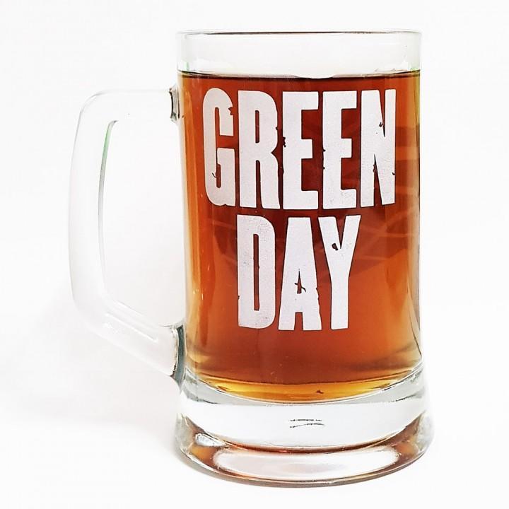 """Пивная кружка """"Green Day"""" (15201)"""