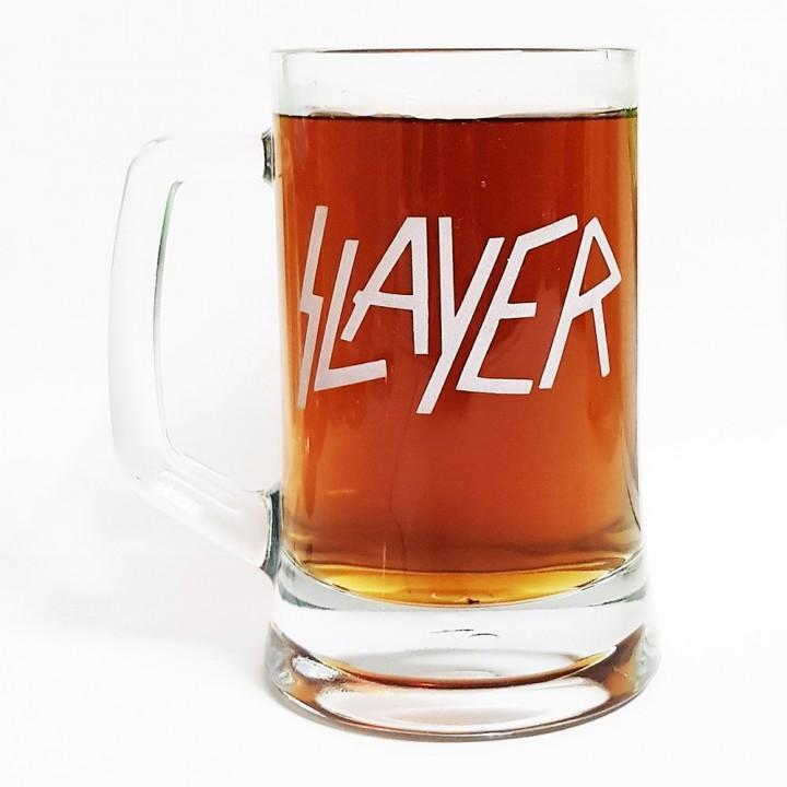 """Пивная кружка """"Slayer"""" (15206)"""