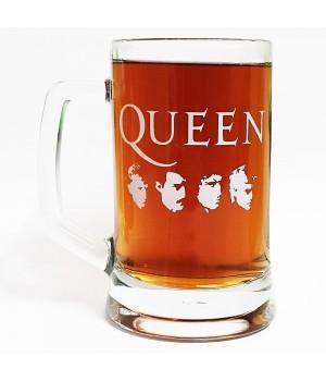 """Пивная кружка """"Queen"""""""
