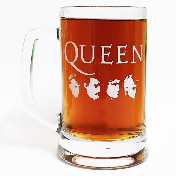 """Пивная кружка """"Queen"""" (15198)"""