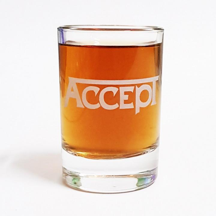 """Стопка """"Accept"""" (15368)"""