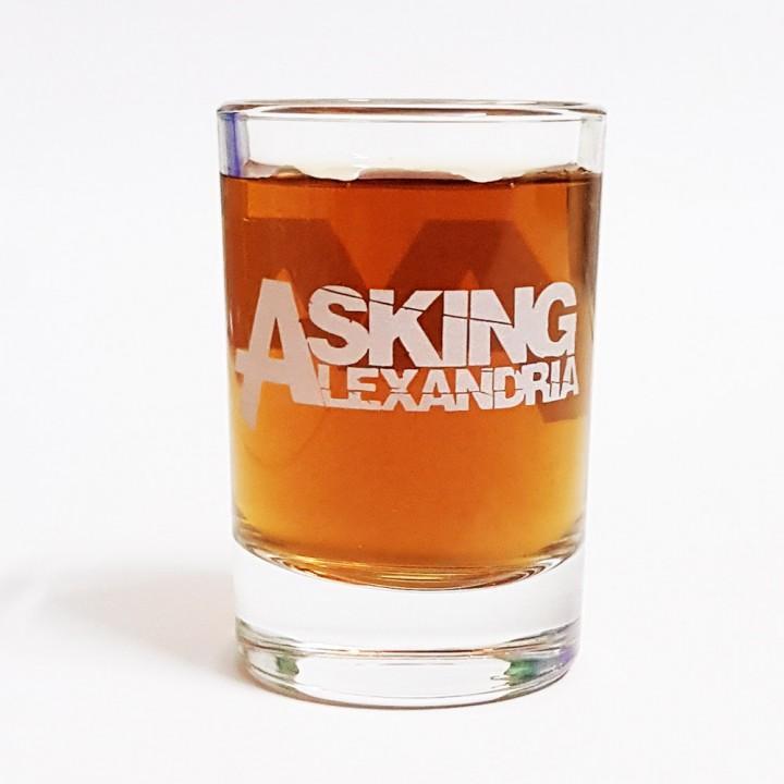 """Стопка """"Asking Alexandria"""" (15373)"""