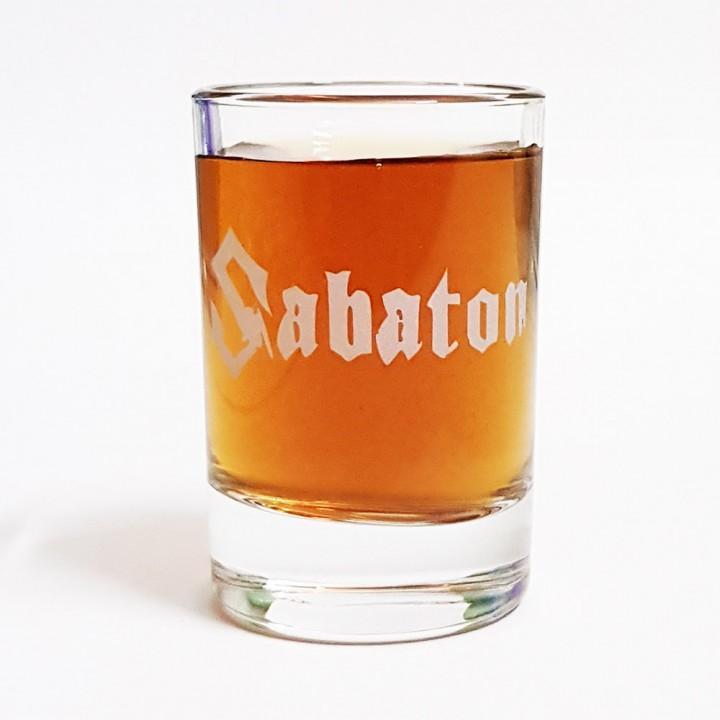 "Стопка ""Sabaton"" (15376)"