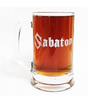 """Пивная кружка """"Sabaton"""""""