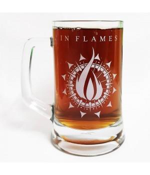 "Пивная кружка ""In Flames"""