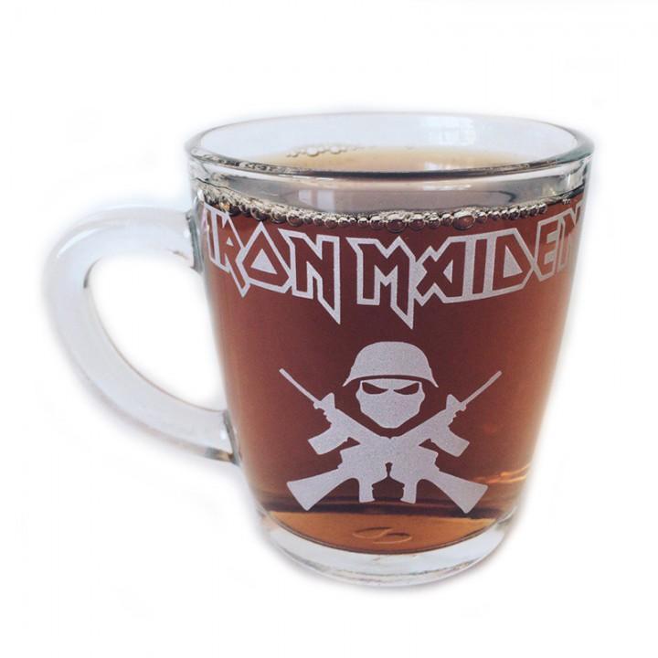 """Кружка """"Iron Maiden"""" (885)"""
