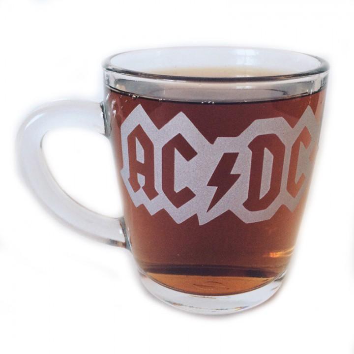 """Кружка """"AC/DC"""" (889)"""