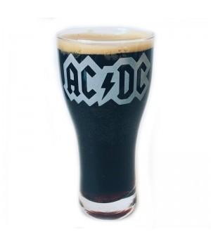 """Бокал пивной """"AC/DC"""""""