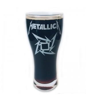 """Бокал пивной """"Metallica"""""""