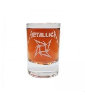 """Стопка """"Metallica"""""""