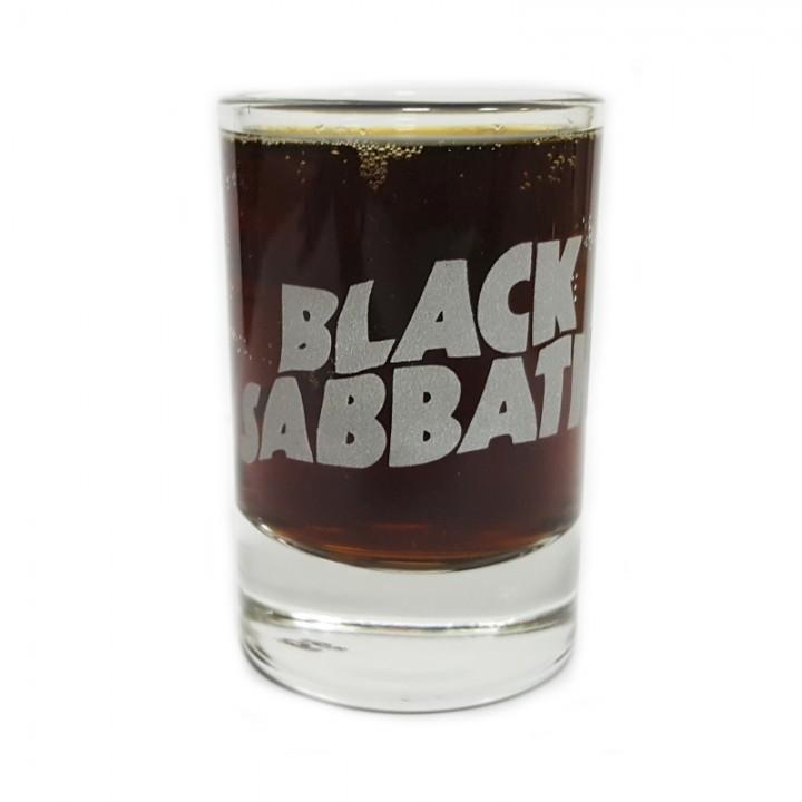 """Стопка """"Black Sabbath"""" (841)"""