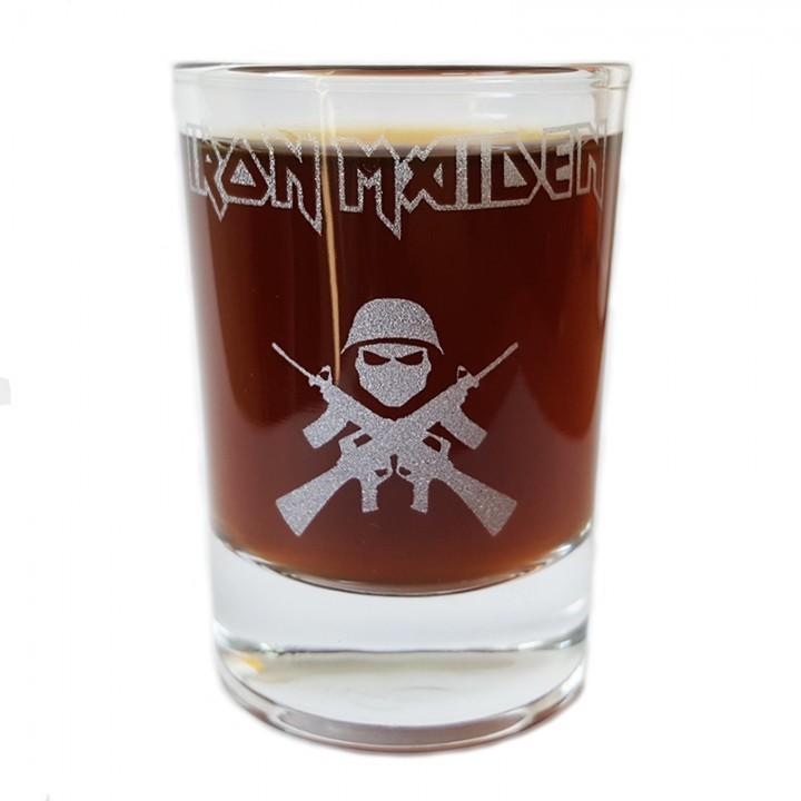 """Стопка """"Iron Maiden"""" (847)"""