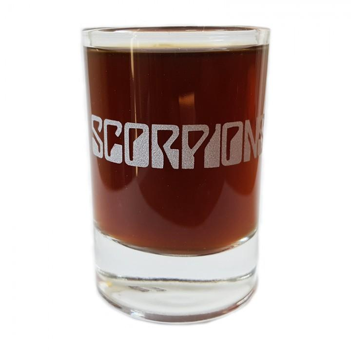 """Стопка """"Scorpions"""" (849)"""