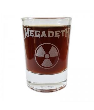 "Стопка ""Megadeth"""