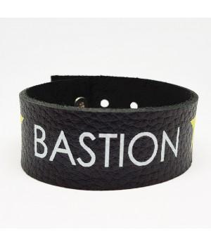 """Браслет """"Bastion"""" кожаный"""