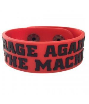 """Браслет силиконовый """"Rage Against The Machine"""""""