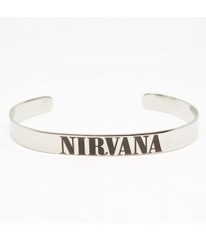 """Браслет стальной """"Nirvana"""""""