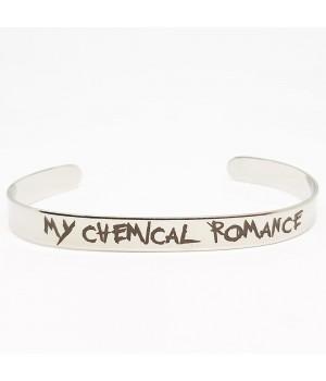 "Браслет стальной ""My Chemical Romance"""