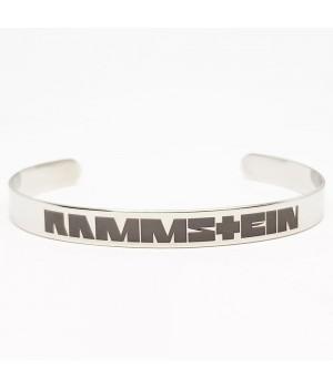 """Браслет стальной """"Rammstein"""""""