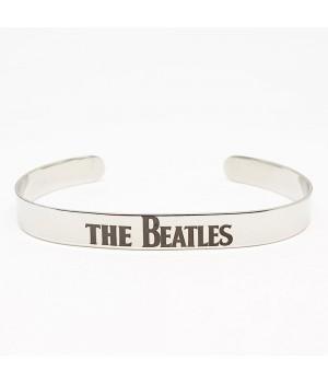 """Браслет стальной """"The Beatles"""""""