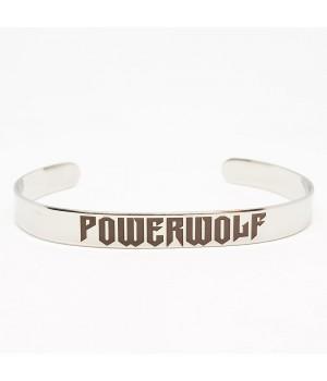 """Браслет стальной """"Powerwolf"""""""