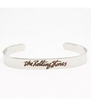 """Браслет стальной """"The Rolling Stones"""""""