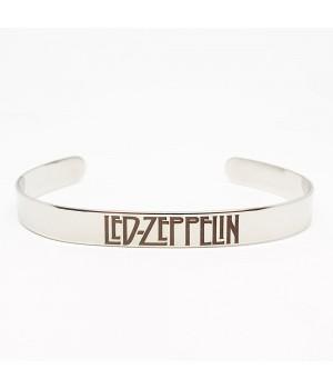 "Браслет стальной ""Led Zeppelin"""