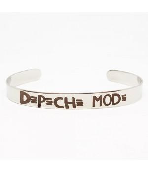 "Браслет стальной ""Depeche Mode"""