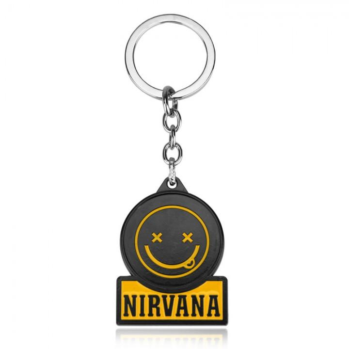 """Брелок для ключей """"Nirvana"""" (8697)"""