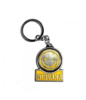 """Брелок для ключей """"Nirvana"""""""