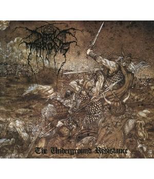 """CD Darkthrone """"The Underground Resistance"""""""