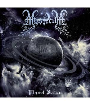 """CD Mysticum """"Planet Satan"""""""