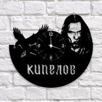 """Часы """"Кипелов"""" из виниловой пластинки"""