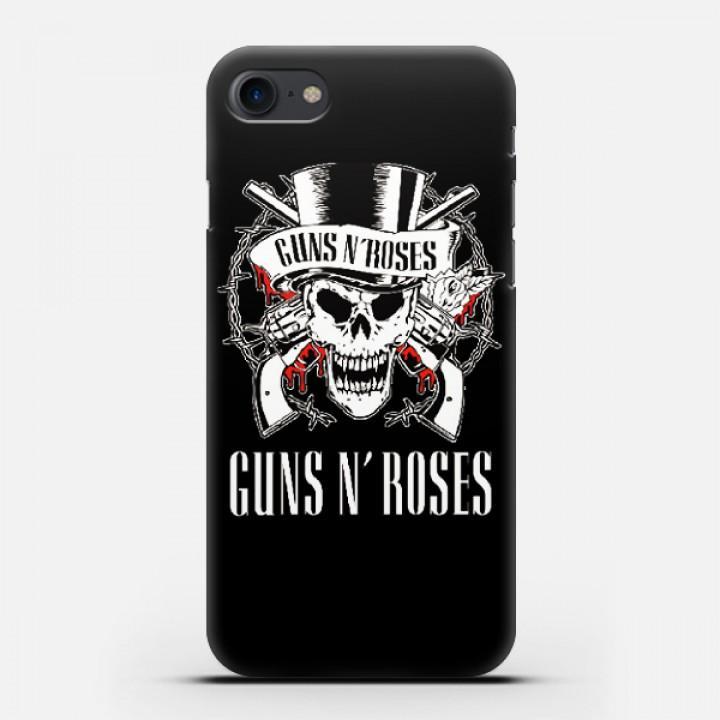 """Чехол для телефона """"Guns N' Roses"""" (762)"""