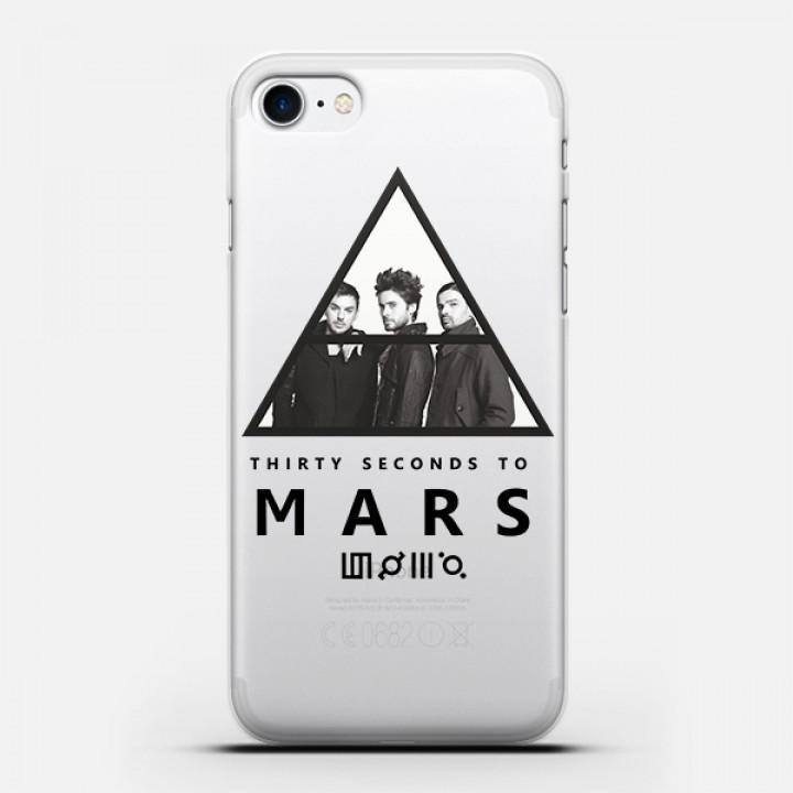 "Чехол для телефона ""30 Seconds To Mars"" (750)"
