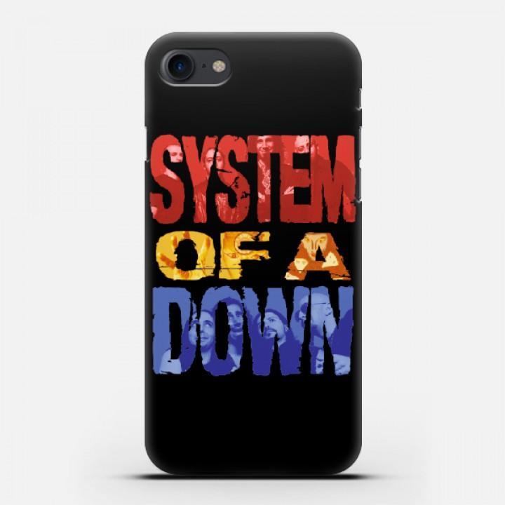 "Чехол для телефона ""System Of A Down"" (797)"