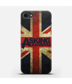 """Чехол для телефона """"Asking Alexandria"""""""