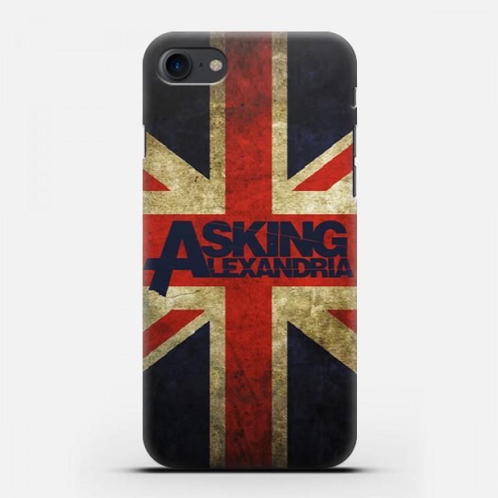 """Чехол для телефона """"Asking Alexandria"""" (752)"""