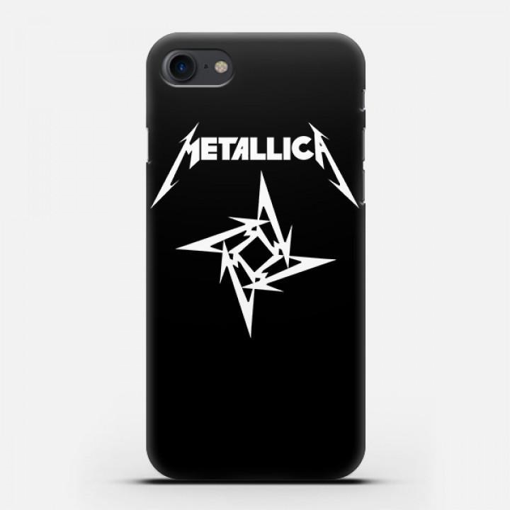 """Чехол для телефона """"Metallica"""" (775)"""