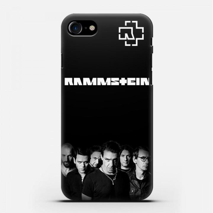 "Чехол для телефона ""Rammstein"" (817)"