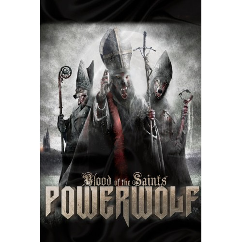 "Флаг ""Powerwolf"" (5673)"
