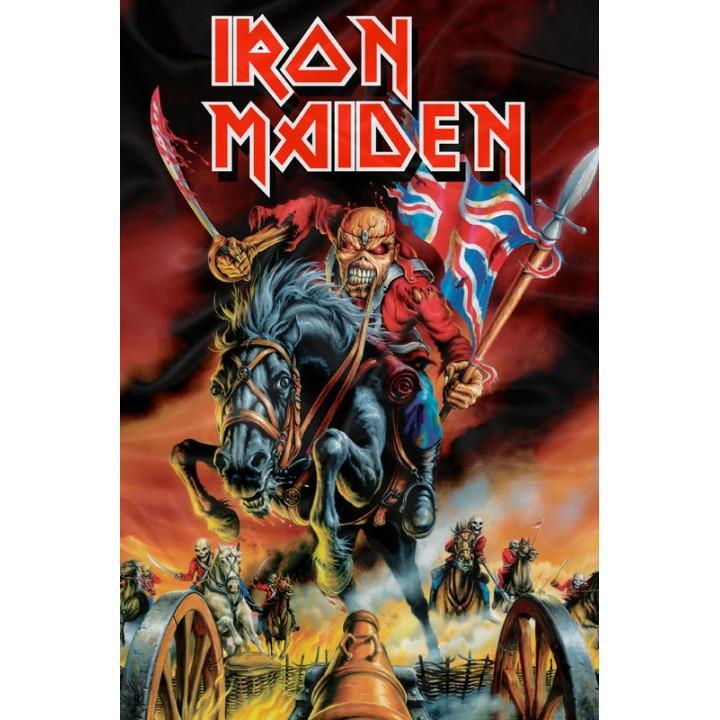 "Флаг ""Iron Maiden"" (5674)"