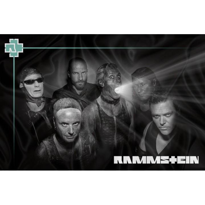 """Флаг """"Rammstein"""" (5675)"""