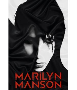 """Флаг """"Marilyn Manson"""""""